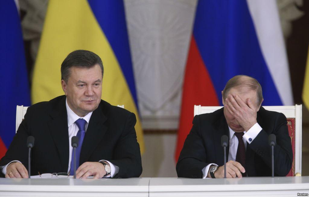 СРОЧНО! В сети появилось письмо, как Янукович просил Путина ввести войска в Украину (ФОТО)