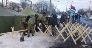 ЭКСТРЕННОЕ СООБЩЕНИЕ! Тутушки начали масовый штурм нескольких редутов активистов блокады ОРДЛО, а Аваков просит полномочий для снятия блокады