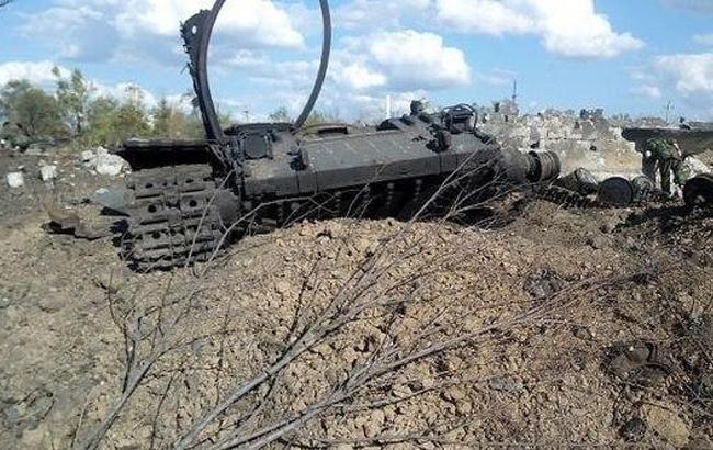 Срочная новость! На Донбассе полностью разбита колона с чеченцами! 86 кадыровцев отправлено в ад, раненых добивали на месте