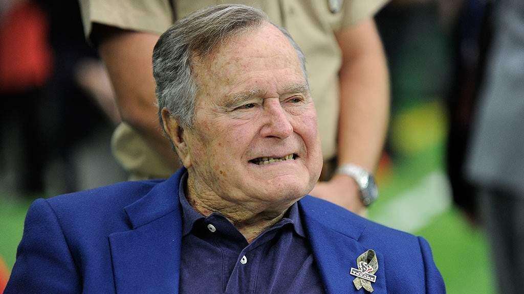 В США прошло прощание с Джорджем Бушем-старшим