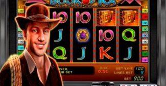 Играть в автомат Book of Ra в онлайн-казино